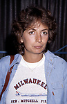 Penny Marshall Photographed on September 1, 1980 in New York City.
