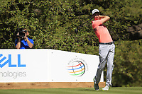 Ross Fisher (ENG) on the 10th during the 2nd round at the WGC Dell Technologies Matchplay championship, Austin Country Club, Austin, Texas, USA. 23/03/2017.<br /> Picture: Golffile | Fran Caffrey<br /> <br /> <br /> All photo usage must carry mandatory copyright credit (&copy; Golffile | Fran Caffrey)