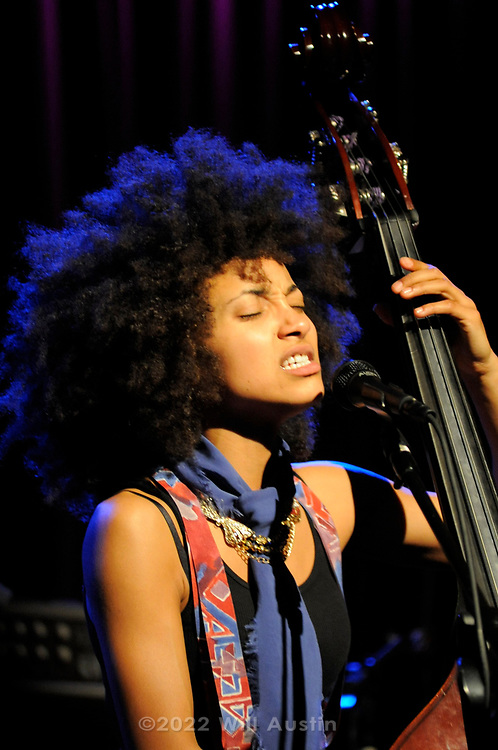 Esperanza Spalding at Jazz Alley, First Set 2-5-2010