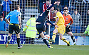DAMIAN CASALINUOVO SCORES RAITH'S LAST MINUTE EQUALISER