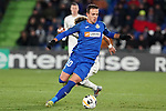 Getafe CF's Nemanja Maksimovic during UEFA Europa League match. December 12,2019. (ALTERPHOTOS/Acero)