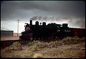 D&amp;RGW #498 K-37 in Alamosa.<br /> D&amp;RGW  Alamosa, CO