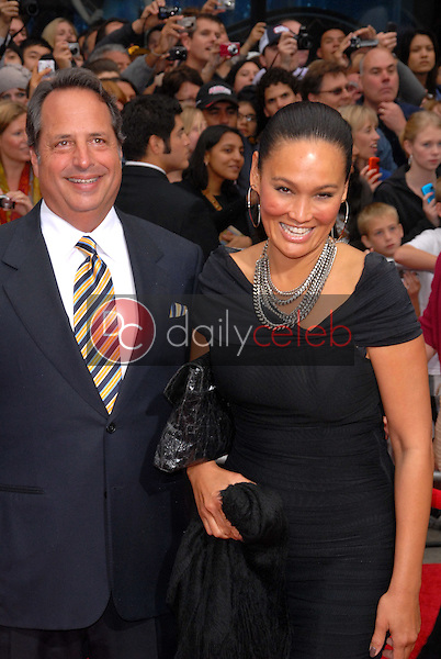 Jon Lovitz and Tia Carrere<br />