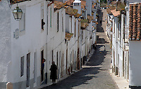 Altstadt in Estremoz, Portugal