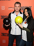 Tom Murro and Carla Facciolo attends The Second Stage Theater's  32nd Annual All-Star Bowling Classic at the Lucky Strike on February 11, 2019 in New York City.