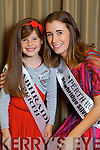 Perth Rose Sinéad Lehane with her rosebud Ladhraidh Costello at the Fels Point hotel on Friday.
