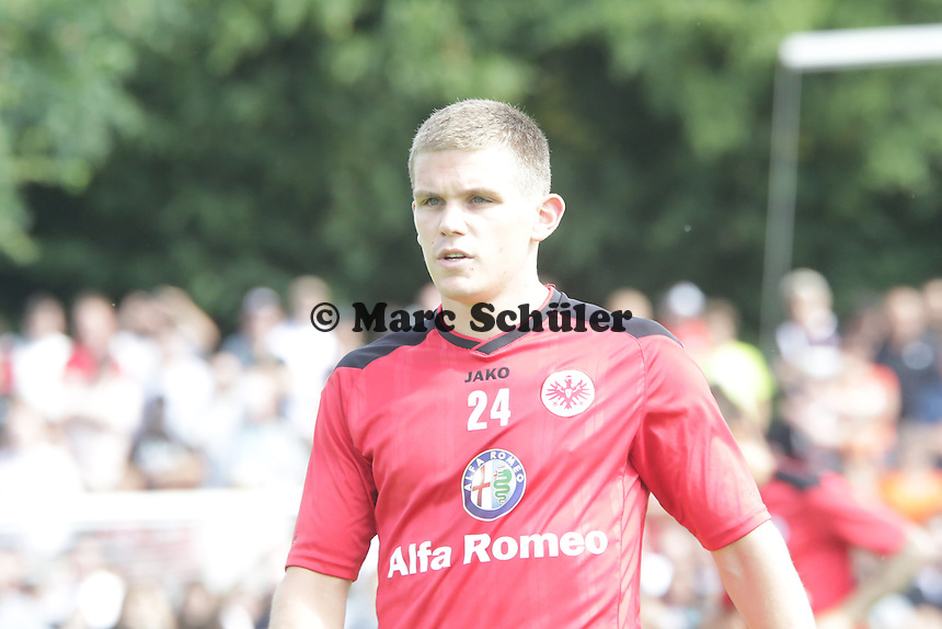 Sebastian Jung - Eintracht Frankfurt Saisoneroeffnung