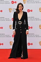 Ruth Wilson at the British Academy (BAFTA) Television Awards 2019, Royal Festival Hall, Southbank Centre, Belvedere Road, London, England, UK, on Sunday 12th May 2019.<br /> CAP/CAN<br /> &copy;CAN/Capital Pictures