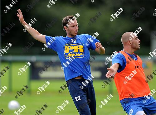 2011-08-07 / Voetbal / seizoen 2011-2012 / KFCO Wilrijk / Maarten Ilegems..Foto: mpics