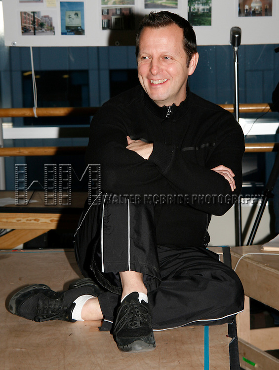 Rob Ashford.attending the Meet & Greet for the New Broadway Musical CRYBABY at the 42 Studios in New York City..February 19, 2008.© Walter McBride /