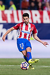 Nicolas Gaitan of Atletico de Madrid during the La Liga match between Atletico de Madrid vs Villarreal CF at the Estadio Vicente Calderon on 25 April 2017 in Madrid, Spain. Photo by Diego Gonzalez Souto / Power Sport Images