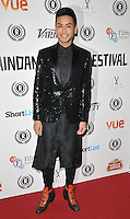 "Dr Vincent Wong attends the ""My Hero"" Raindance Film Festival UK film premiere, Vue Piccadilly cinema, Lower Regent Street, London, England, UK, on Friday 25 September 2015. <br /> CAP/CAN<br /> ©Can Nguyen/Capital Pictures"
