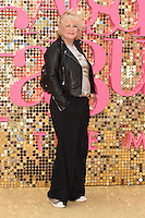 Mandie Fletcher<br /> arrives for the World Premiere of &quot;Absolutely Fabulous: The Movie&quot; at the Odeon Leicester Square, London.<br /> <br /> <br /> &copy;Ash Knotek  D3137  29/06/2016