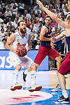 Real Madrid's player Sergio Rodriguez during Liga Endesa 2015/2016 Finals 4th leg match at Barclaycard Center in Madrid. June 20, 2016. (ALTERPHOTOS/BorjaB.Hojas)