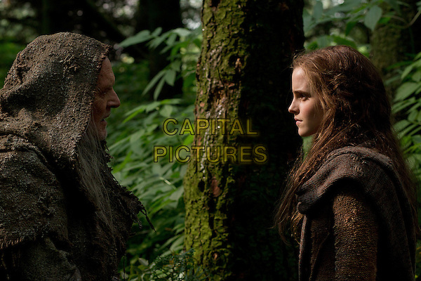 Anthony Hopkins, Emma Watson<br /> in Noah (2014) <br /> *Filmstill - Editorial Use Only*<br /> CAP/FB<br /> Image supplied by Capital Pictures