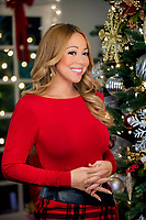 Mariah Carey's Merriest Christmas (2015)<br /> Mariah Carey<br /> *Filmstill - Editorial Use Only*<br /> CAP/KFS<br /> Image supplied by Capital Pictures