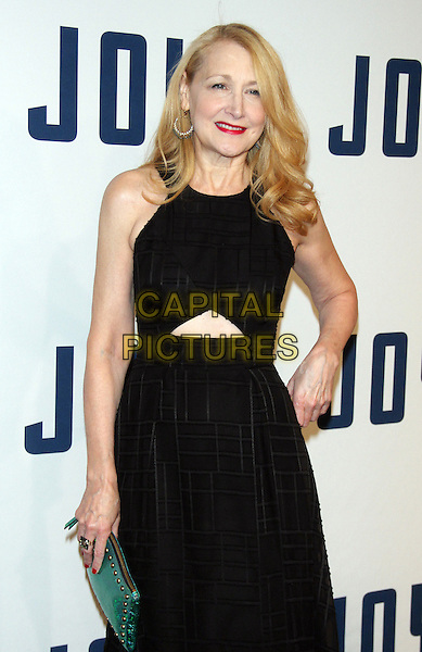 NEW YORK, NY - DECEMBER 13: Patricia Clarkson at the World Premiere of Joy at the Ziegfeld Theatre in New York City on December 13, 2015. <br /> CAP/MPI/RW<br /> &copy;RW/MPI/Capital Pictures
