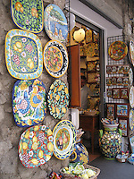 Ceramic Art, Amalfi Coast