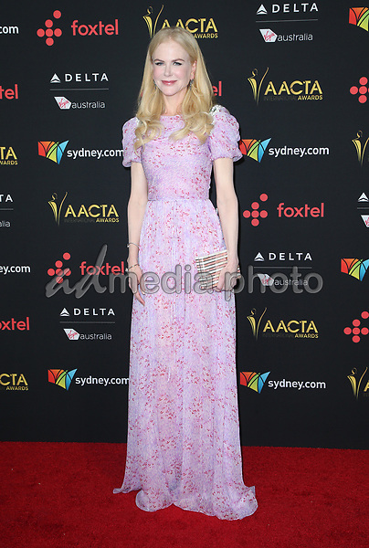 05 January 2018 - Hollywood, California - Nicole Kidman. 7th AACTA International Awards held at Avalon Hollywood. Photo Credit: F. Sadou/AdMedia