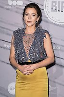 Anna Friel<br /> at the British Independent Film Awards 2016, Old Billingsgate, London.<br /> <br /> <br /> ©Ash Knotek  D3209  04/12/2016