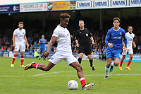 Jamal Lowe of Portsmouth in action during Gillingham vs Portsmouth, Sky Bet EFL League 1 Football at the MEMS Priestfield Stadium on 8th October 2017