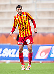 S&ouml;dert&auml;lje 2014-05-31 Fotboll Superettan Syrianska FC - &Auml;ngelholms FF :  <br /> Syrianskas Uros Delic <br /> (Foto: Kenta J&ouml;nsson) Nyckelord:  Syrianska SFC S&ouml;dert&auml;lje Fotbollsarena &Auml;ngelholm &Auml;FF portr&auml;tt portrait