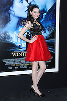 "NEW YORK, NY - FEBRUARY 11: Meredith O'Connor at the World Premiere Of Warner Bros. Pictures' ""Winter's Tale"" held at Ziegfeld Theatre on February 11, 2014 in New York City. (Photo by Jeffery Duran/Celebrity Monitor)"