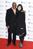 Duke McKenzie<br /> arriving for the Giving Mind Media Awards 2017 at the Odeon Leicester Square, London<br /> <br /> <br /> ©Ash Knotek  D3350  13/11/2017