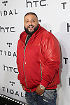 DJ Khaled Attends TIDAL X: 1020 Amplified by HTC