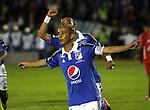 Tunja- Millonarios venció a Patriotas 3 goles por 0 en el partido correspondiente a la fecha 13 del Torneo Clausura 2014, desarrollado en el estadio La Independencia. Mayer Candelo anotó para Millonarios en el minuto 78.