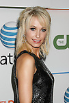 "LOS ANGELES, CA. - August 22: Josie Bissett arrives at the ""Melrose Place"" Los Angeles Premiere Party on August 22, 2009 in Los Angeles, California."