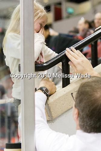 Bobby Jay (Harvard - Assistant Coach) - The Boston University Terriers defeated the visiting Harvard University Crimson 5-2 on Saturday, January 15, 2011, at Agganis Arena in Boston, Massachusetts.