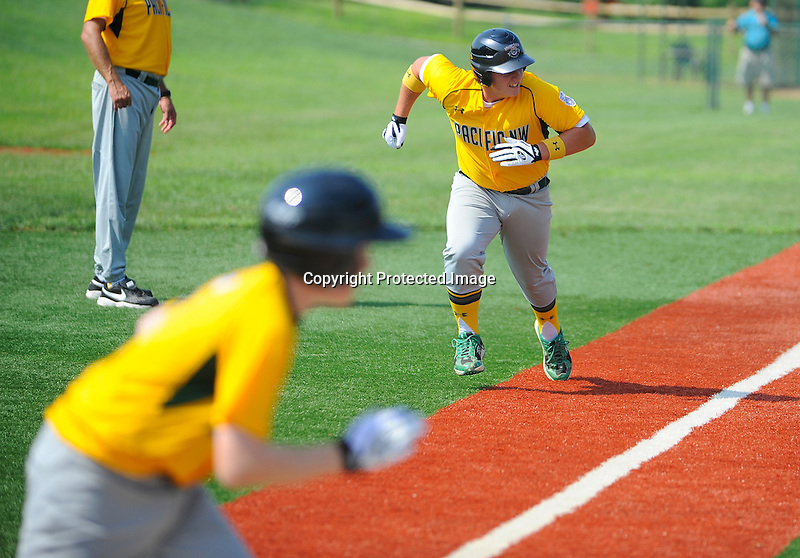 Scenes from the Cal Ripken Babe Ruth World Series in Aberdeen, Maryland on August 11, 2012.
