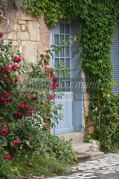 Europe/France/Aquitaine/33/Gironde/Blaye: La Citadelle - Maisons de la rue du Couvent des Minimes - Patrimoine mondial UNESCO