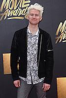 Ricky Dillon @ the 2016 MTV Movie Awards held @ the Warner studios.<br /> April 9, 2016