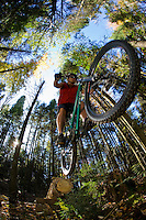Vermont-Mountain biking - more