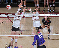Stanford Volleyball W vs Washington, October 26, 2016