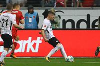 Ante Rebic (Eintracht Frankfurt) erzielt das Tor zum 1:0 - 30.09.2017: Eintracht Frankfurt vs. VfB Stuttgart, Commerzbank Arena