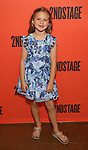 """Casey Hilton during the Second Stage Theater's """"Make Believe"""" cast photo call at the Second Stage Theatre Theatre on July 23, 2019 in New York City."""