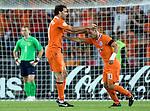 Euro 2008 QF, Nederland-Russia, 06212008, Basel