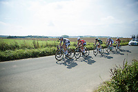 breakaway group that will hold till the end<br /> <br /> GP Impanis 2014