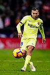 Jordi Alba of FC Barcelona in action during the La Liga 2018-19 match between Atletico Madrid and FC Barcelona at Wanda Metropolitano on November 24 2018 in Madrid, Spain. Photo by Diego Souto / Power Sport Images