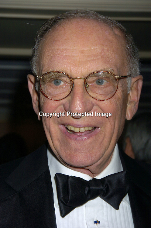 Mort Janklow ..at the Museum of The Moving Image Honors Gala honoring Jeffrey Bewkes and Leslie Moonves on May 4, 2005 at The St Regis Hotel. ..Photo by Robin Platzer, Twin Images