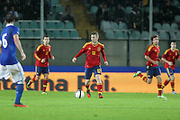 "Iker Muniain.Siena 13/11/2012 Stadio ""Franchi"".Football Calcio Nazionale U21.Italia v Spagna.Foto Insidefoto Paolo Nucci."