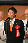 Daichi Suzuki, <br /> AUGUST 2, 2016 :<br /> Japan National Team Send-off Party <br /> for Rio Paralympic Games <br /> in Tokyo, Japan. <br /> (Photo by AFLO SPORT)