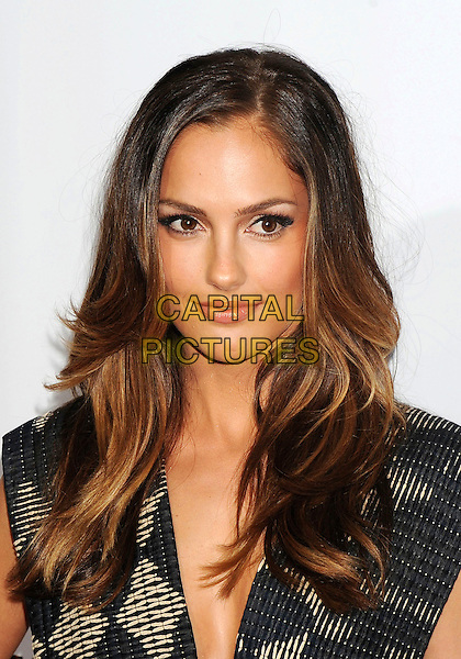 "MINKA KELLY.""Country Strong"" Los Angeles Special Screening held at The Academy of Motion Picture Arts & Sciences, Beverly Hills, California, USA..December 14th, 2010.headshot portrait black beige sleeveless .CAP/ROT/TM.©Tony Michaels/Roth Stock/Capital Pictures"