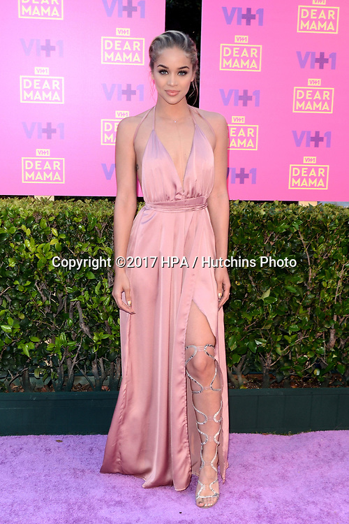 LOS ANGELES - MAY 6:  Jasmine Sanders at the VH1`s 2nd Annual Dear Mama: An Event To Honor Moms on the Huntington Library on May 6, 2017 in Pasadena, CA