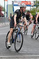 BK PLOEGENTRIATHLON IN DOORNIK :<br /> Ploeg Aarschot Triathlon Team<br /> met  Maarten Vermeulen <br /> PHOTO SPORTPIX.BE / DIRK VUYLSTEKE