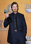 Christian Bale attends the 17th Annual Screen Actors Guild Awards held at The Shrine Auditorium in Los Angeles, California on January 30,2011                                                                               © 2010 DVS / Hollywood Press Agency