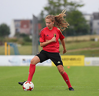 20200627 - TUBIZE , Belgium : Jarne Teulings is pictured during a training session of the Belgian Red Flames U19, on the 27 th of June 2020 in Tubize.  PHOTO SEVIL OKTEM| SPORTPIX.BE